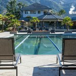 Calistoga Spa Hot Springs Foto