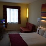 Holiday InExpress, Dublin, room