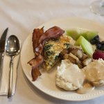 Cameron House Inn offers a home cooked breakfast