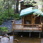 Alaska Creekside Cabins
