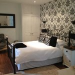 Our sooo comfy bed in Windrush Room.