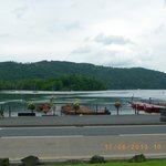 Bowness Ferry - 15-20 mins walk.