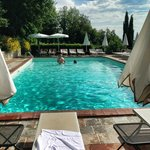 piscina relax e pace!