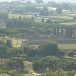 Pompei from the bell tower