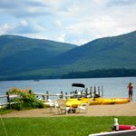 Billede af Golden Sands Resort on Lake George