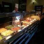sunday carvery at rhw old garrison