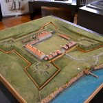 Model of Fort Malden