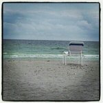 Beautiful beach at Longboat Key