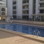Algamar Pool Area