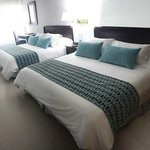 Habitacion Twin, Cama doble