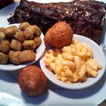 Awesome BBQ Plate