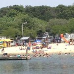Great Swimming Lake & Relaxing Beaches