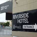 Foto de Riverside Hotel South Bank