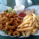 Fresh fried Clams...Incrediable