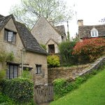 Arlington Row, Bibury, UK