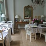 Dining Area of B&B