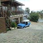 Foto de Lungile Backpackers Lodge