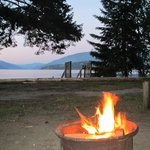 Pierre's Point Campground resmi