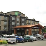صورة فوتوغرافية لـ ‪Holiday Inn Express Hotel & Suites Courtenay Comox Valley SW‬