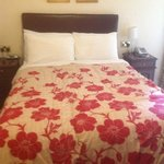 double bed, room 20