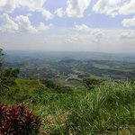 view from Bukidnon Overview