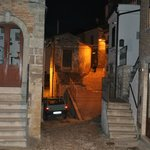 Bovino at night