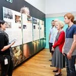 Enjoy an introduction to the exhibitions