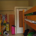 Female dorm, 6 beds