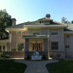 Foto de McNeill Stone Mansion B&B