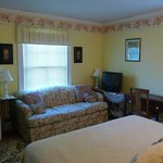 Φωτογραφία: Rose Garden Bed and Breakfast
