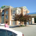 صورة فوتوغرافية لـ ‪Holiday Inn Express Findley Lake‬