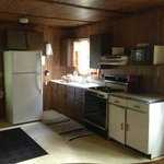 kitchen...cabin #6