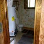bathroom cabin #6