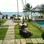 Foto de Dive Thru Scuba Resort - Bohol