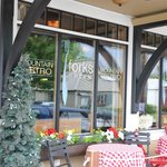 Welcome to Forks in the Air Mountain Bistro