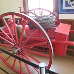 Old Fire Fighting Equipment