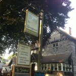 The local Springhead pub/restaurant