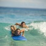 Isolated SUP and Surf Lessons