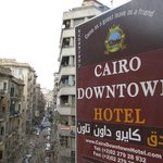 Cairo Downtown Hotel Foto