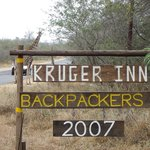 Foto de Kruger Inn Backpackers