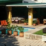 Foto de Gibela Backpackers Lodge