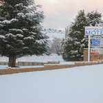 Foto de Snowy Mountains Motel