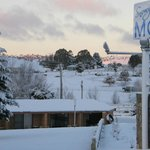 Foto van Snowy Mountains Motel