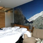Snowworld Hotel Room