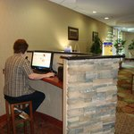 Φωτογραφία: BEST WESTERN Plus Towson Baltimore North Hotel & Suites