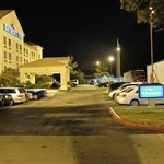 ...das Baymont Inn & Suites in Houston/Conroe an der I-45 Exit 85