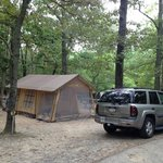 Bilde fra Big Oaks Family Campground