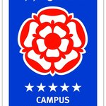 Visit England accredited us with five star campus accommodation award