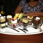 "Offering of ""mini indulgences"". Take your pick,,,or two!"