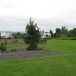 Premium sites, Section C - Lewis & Clark RV Park